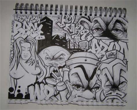 graffiti alphabet blackbook sketch wildstyle black white