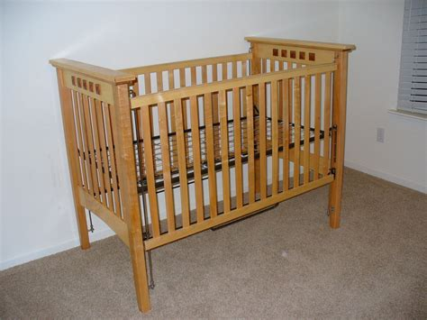 baby crib plans woodworking heirloom baby crib by kaschimer lumberjocks woodworking community