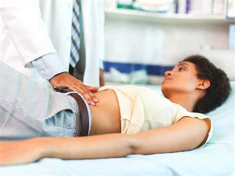 abdominal bloating and lower abdominal