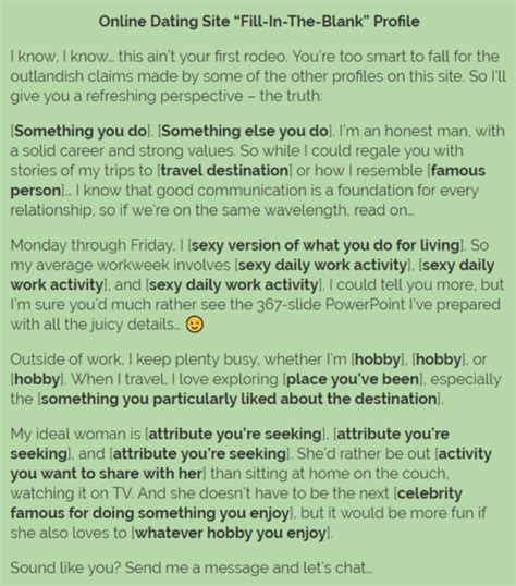 7 Pof Profile Tips For Men That Really Work Pof About Me Template
