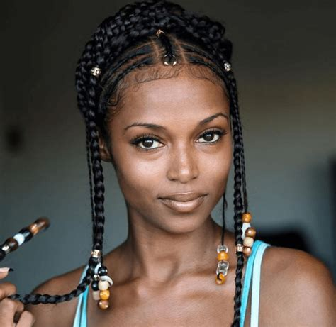 african inspired hairstyles 15 stunning images of fulani inspired braids