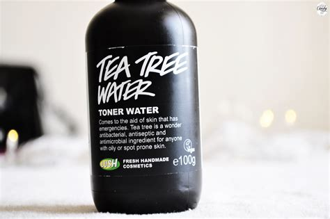 Toner Tea Tree visual inc lush tea tree water toner