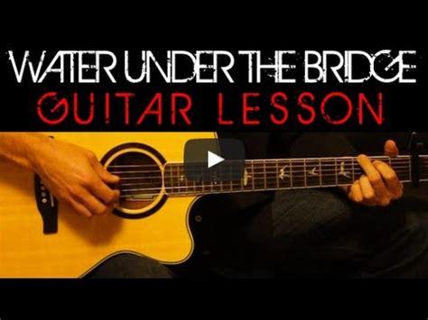 water under the bridge by adele easy guitar tab guitar adele water under the bridge acoustic guitar easy