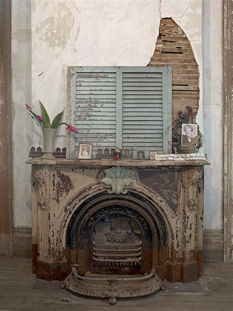 Fireplaces Colchester by Best 25 Distressed Fireplace Ideas On