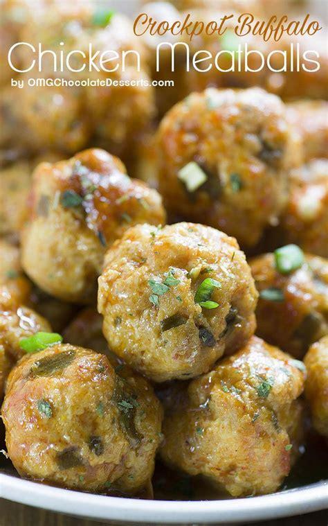 buffalo chicken meatballs homemade ground chicken meatball recipe
