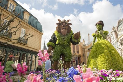 Disney Flower And Garden Festival 2016 Epcot 174 International Flower Garden Festival Disney Springs Resort Area Hotels