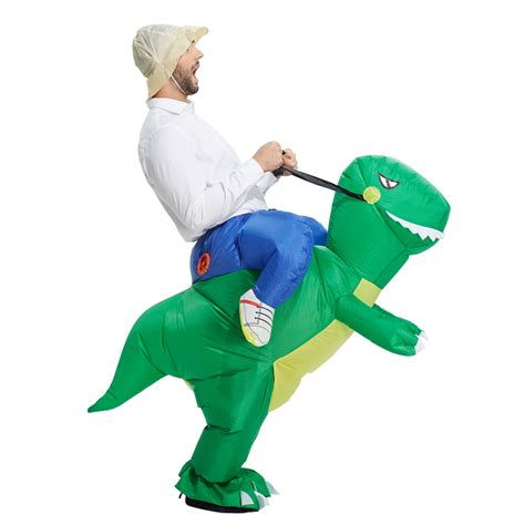 fan cloth customer service toloco inflatable dinosaur costume for adults halloween