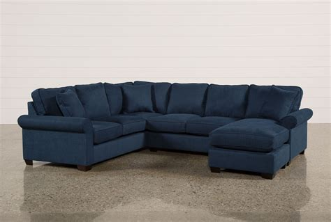 Sectional Sofas Living Spaces Quinn 2 Sectional W Raf Sofa Chaise Living Spaces
