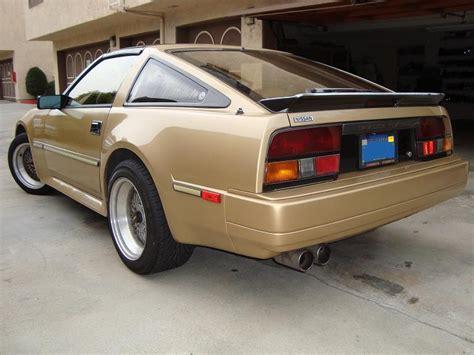 1986 nissan 300zx parts 1986 nissan 300zx performance parts