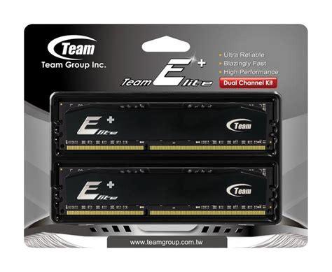 Memory Ram Laptop Team Elite Ddr4 4gb Pc 19200 2400 Mhz 2gb team elite plus black ddr ram pc3200 3 4 4 8 dual channel kit for desktops