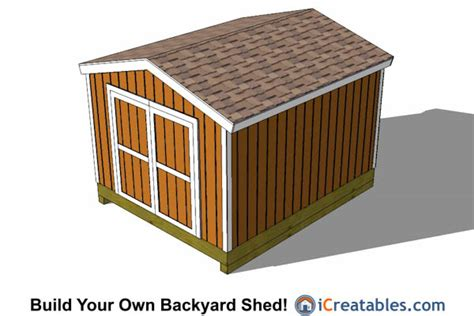 Shed Plans 10 X 14 by 10x14 Shed Plans Large Diy Storage Designs Lean To Sheds
