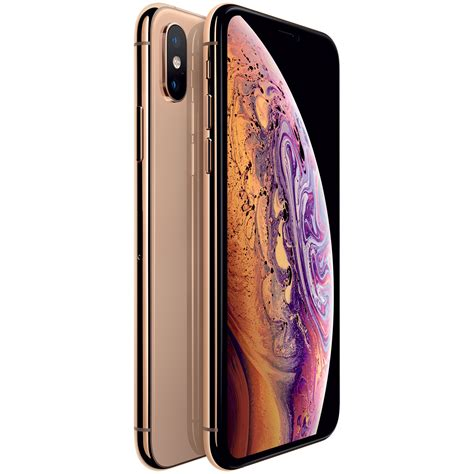 apple iphone xs 64 go or mobile smartphone apple sur ldlc