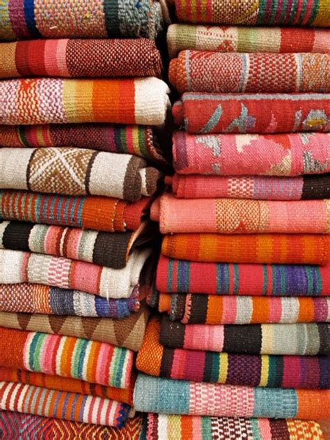 mexican blanket upholstery fabric the mood board bringing room to life with tribal prints