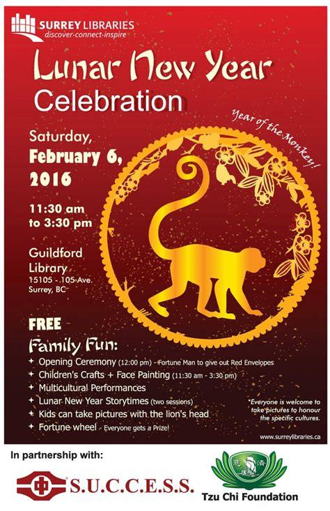 new year celebrations saturday lunar new year celebration saturday feb 6th 2016 v3