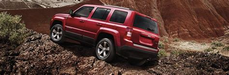 2016 Jeep Patriot Reviews 2016 Jeep Patriot Review