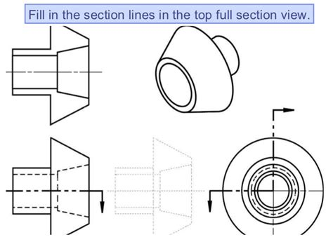 sectional view chapter 3 sectioning