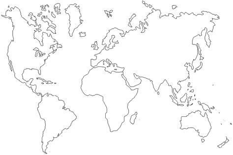 imagenes de un planisferio en blanco y negro planisferio para imprimir