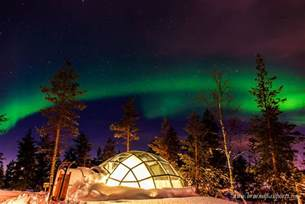 iceland northern lights igloo hotel kakslauttanen arctic resort truly once in a lifetime