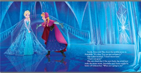 frozen picture book free frozen read along story book itunes