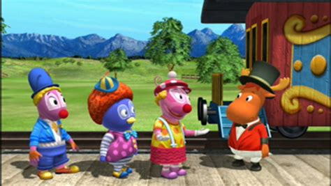 Backyardigans Episode 12 The Backyardigans Season 2 Episode 16