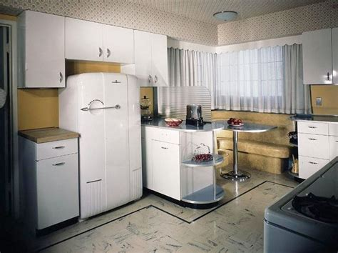 1940s Kitchen Design 1940s Kitchen 1940s Lifestyle
