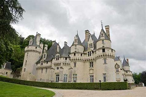 Castle Home Plans chateau d uss 233