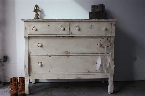 Distressed Dresser White by White Distressed Shabby Chic Dresser Yelp