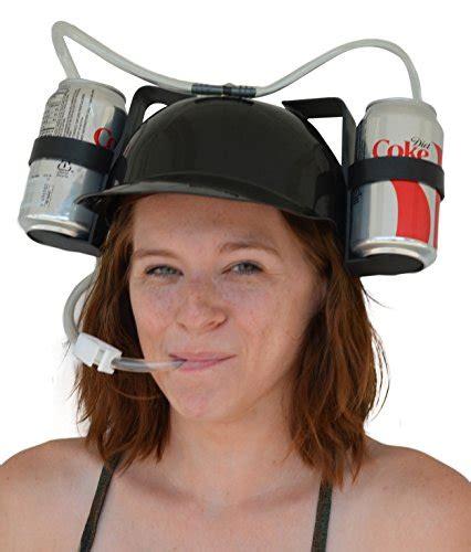 Hat Drinker And Soda Guzzler Helmet Olb2020 fairly novelties soda guzzler helmet