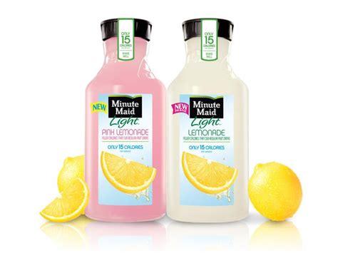 ingredients in minute light lemonade minute pink lemonade light juice my favorite things