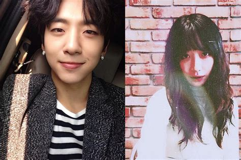 Is Ringo Jay Dating B.A.P's Bang Yong Guk or Not? Suspicious SNS Pattern Uncovered   Soompi