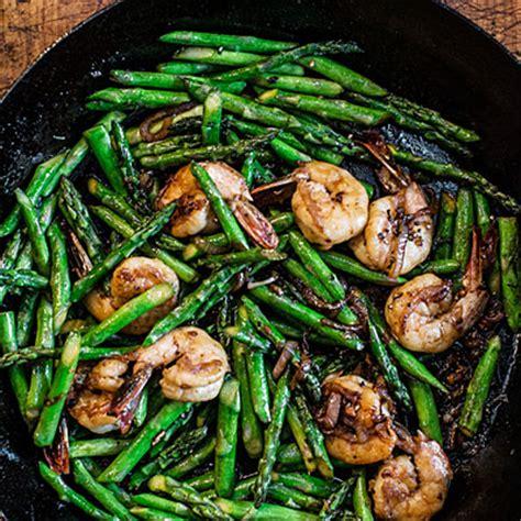 vietnamese comfort food asparagus shrimp stir fry cooking comfort food