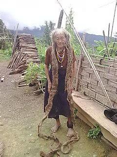 planet berita nenek pemilik rambut terpanjang  dunia