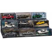 The Definitive JAMES BOND Die Cast Collection