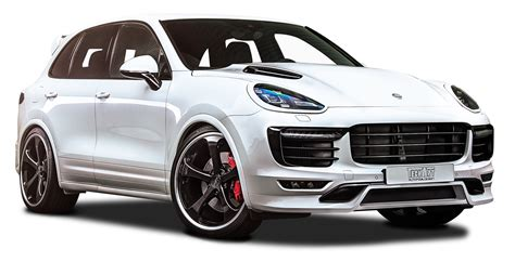 porsche cars white techart porsche cayenne white car png image pngpix