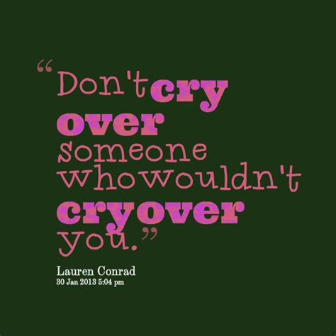 Over Someone Quotes Sayings Over Someone Picture Quotes - quotes about crying over someone quotesgram
