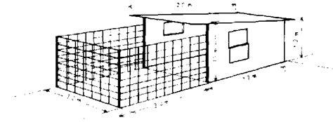 Calf Housing Plans Farm Structures Ch10 Animal Housing Cattle Housing