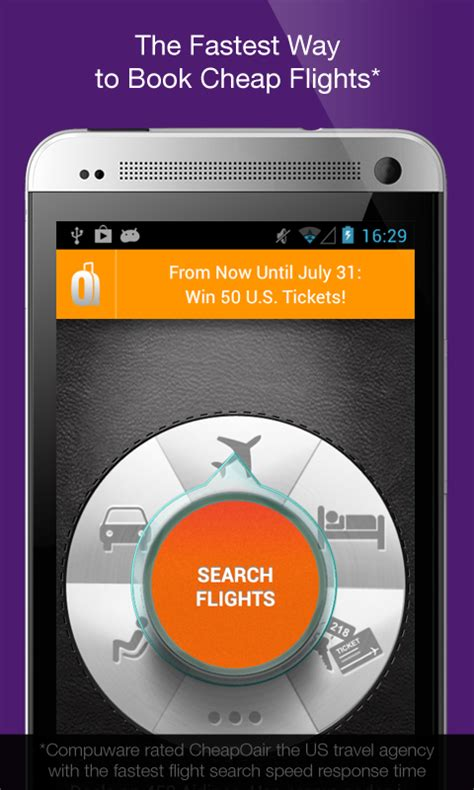 Cheapoair Gift Card Code - cheapoair flights hotel car android apps on google play