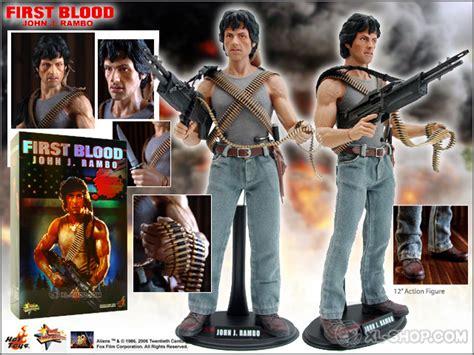 Toys Blood J Rambo toys mms21 12 inches j rambo figure