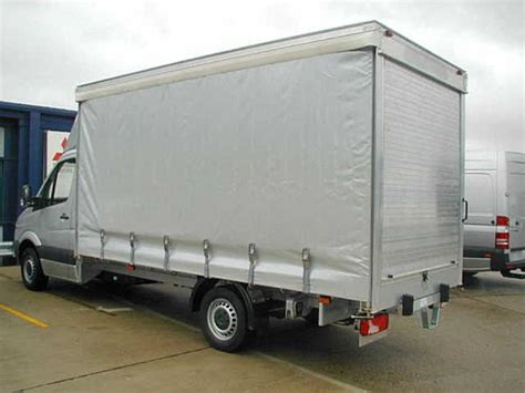 vans with curtains van conversions curtainsides