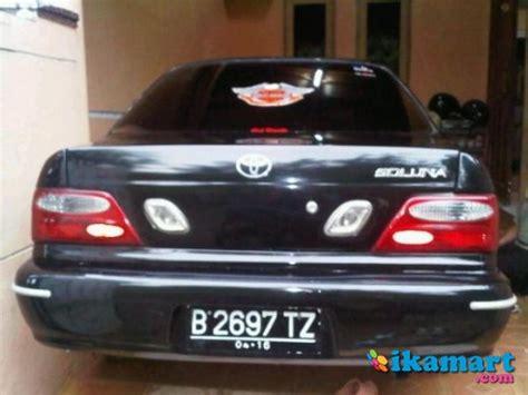 Shockbreaker Mobil Soluna Jual Soluna 2002 Ex Taxi Paling Murah Mobil