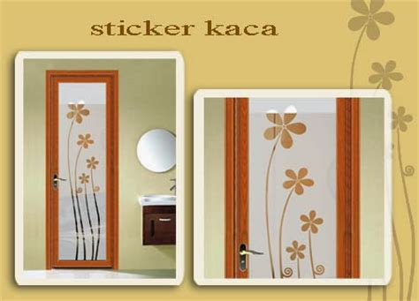 Stiker Kaca 21 stiker kaca stiker kaca dekorasi rumah