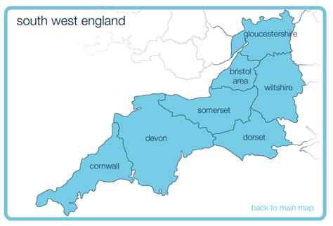 map of south west serviced apartments south west esa
