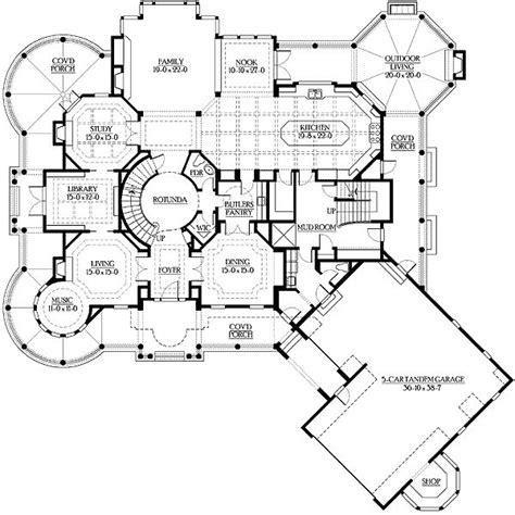kris jenner house plan las 25 mejores ideas sobre planes de vivienda de estilo