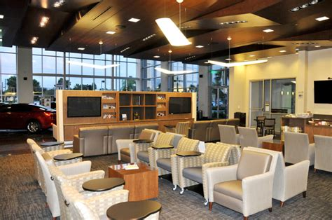 lexus dealership interior scanlon auto opens new lexus dealership state of the art