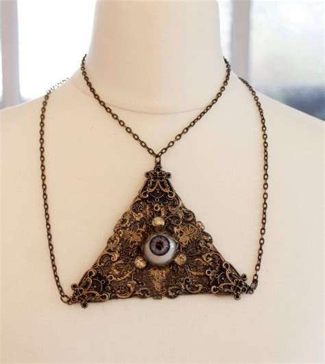 illuminati necklace creepbay