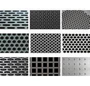 Decorative Aluminum Perforated Sheet Architectural Mesh