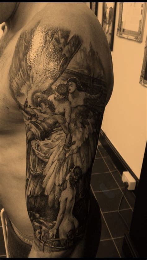greek god tattoos mythology tattoos for me