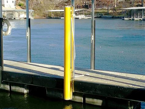 boat dock roller guides dock accessories horseshoe bend dock and rip rap