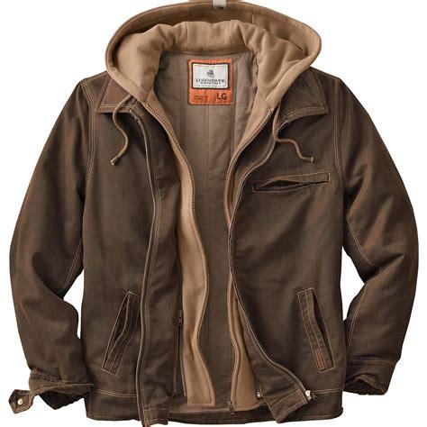 rugged coats legendary whitetails s rugged zip dakota jacket ebay