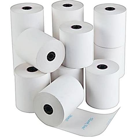 How To Make Thermal Paper - 80mm x 60 meters thermal paper roll price in india buy